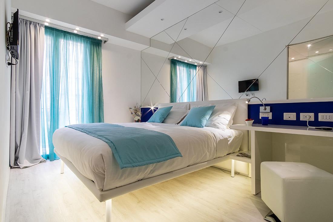 Hotel rivazzurra di rimini nuovo giardino l albergo con aria condizionata a rimini - Hotel nuovo giardino rimini ...